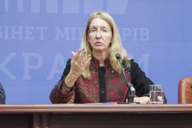 У Супрун відповіли, що чекати українцям від медреформи 2020 року