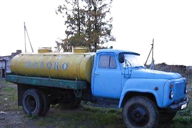 У Жежелеві калинівчанин вкрав молоковоз