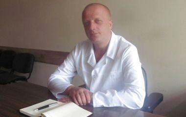 Головний лікар міськрайонної лікарні Олександр Кравчук про ситуацію 18 жовтня