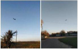 Трагедія на Вінниччині:  розбився військовий літак. Два пілоти загинули