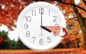Готуйтесь до переведення годинників