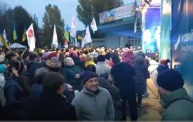 Політика і концерт від Юлії Тимошенко