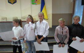 Вітали кращих спортсменів Козятинщини