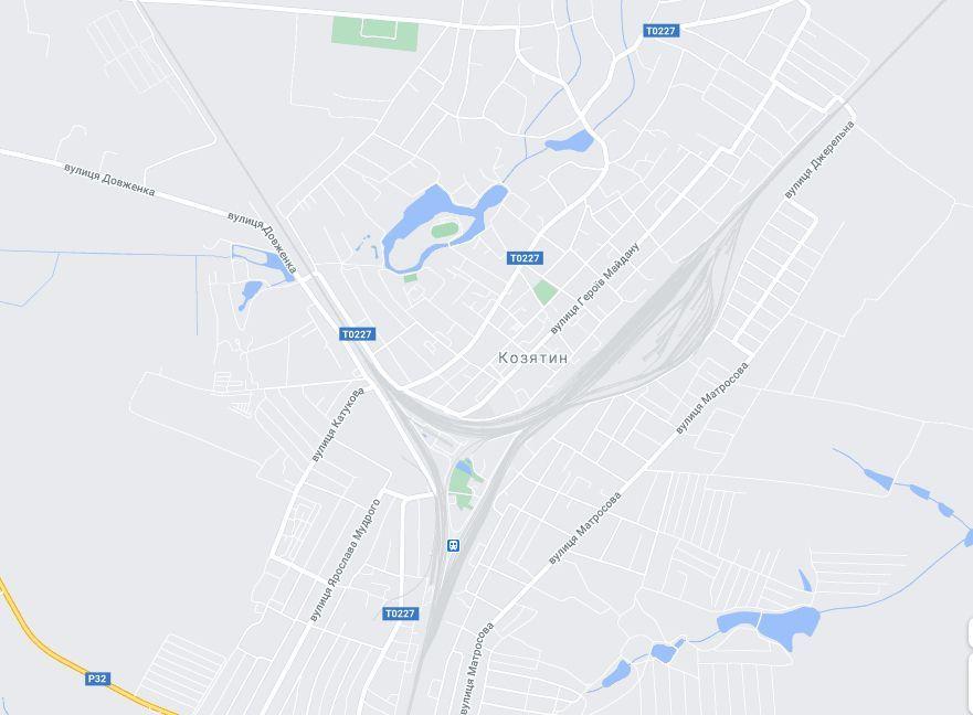 Вулиці Козятина